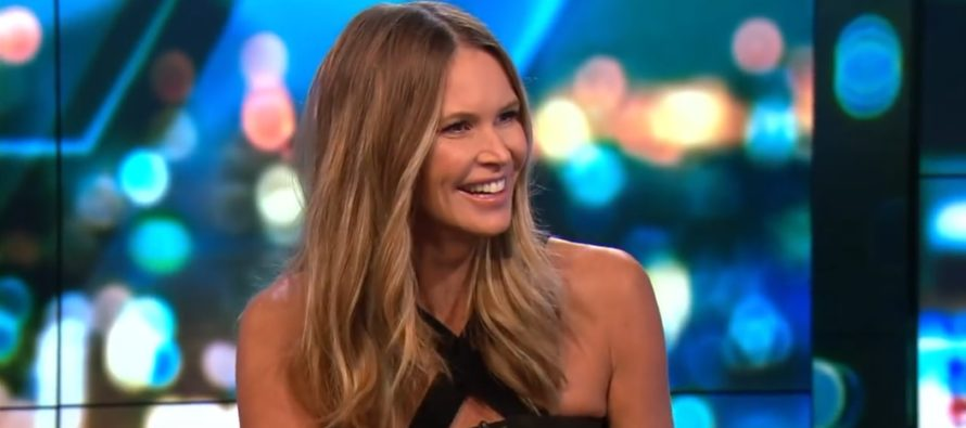 Model-turned-businesswoman Elle Macpherson talks about her new beauty range WelleCo