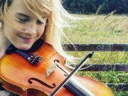Young Violinist Estella Elisheva: I myself practice with Maggini's copy but as Lance Armstrong once said: It's not about the bike. I will tell the same: it is not about the violin – the feeling and love towards music is important