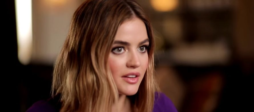 Lucy Hale: I know it sounds cheesy to say that social media was affecting my happiness, but it really was