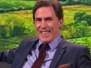 Rob Brydon: My life is not defined by my work. The thing that give me greatest pleasure is not work, but when the family is good