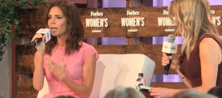 Victoria Beckham at Forbes Women's Summit: The fashion industry is really scary