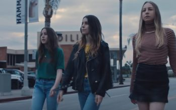 Haim fired their agent after learning they had received 10 times less than a male artist performing at the same festival