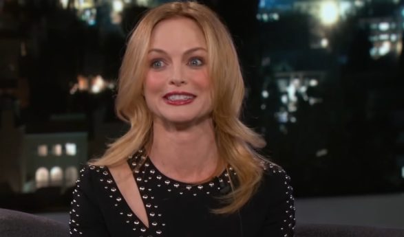 Heather Graham has been cast in the new female-led indie movie The Rest of Us
