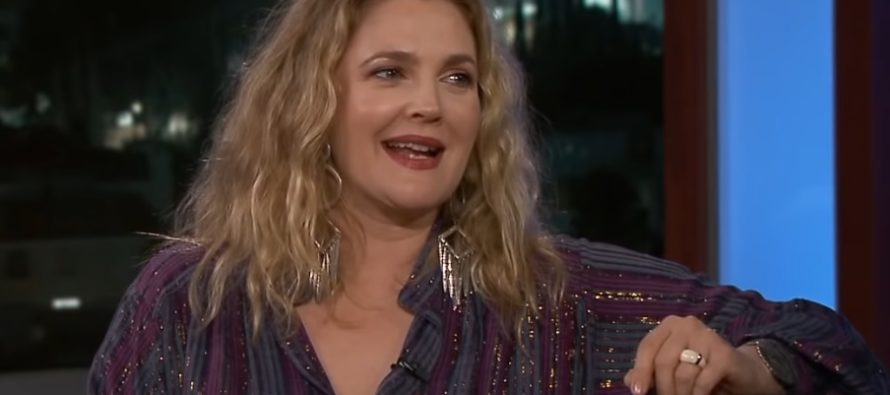 Drew Barrymore is off dating sites –  It was fun to try though