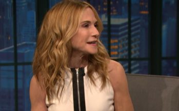 Holly Hunter wants boys to see Incredibles 2 – It's fun to see a woman idolised in this way
