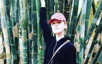 Violinist and travel blogger Estella Elisheva started with VLOGGING!