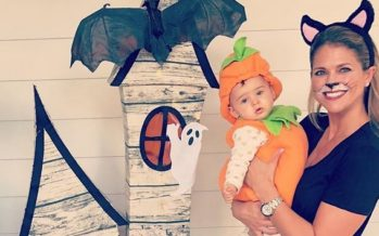 Princess Madeleine of Sweden and her children send Halloween greetings