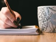 ONE VERY SIMPLE exercise that alleviates stress – you need a pencil, paper and a moment for yourself