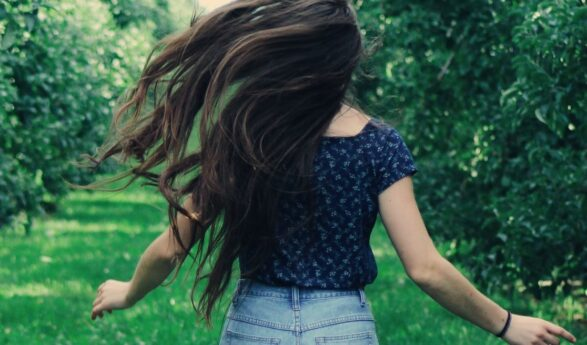 THREE WAYS to feel good and live happily and healthily