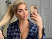 Bianca Gascoigne splits from Kris Boyson