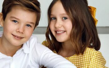 Denmark's Prince Vincent and Princess Josephine are celebrating their tenth birthday today