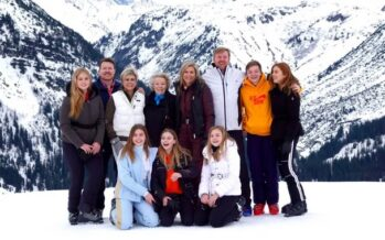 The Netherlands: The Dutch Royal Family will not take their annual holiday to Lech, Austria, this year due to COVID regulations