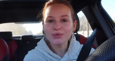 Madelaine Petsch struggles to relax