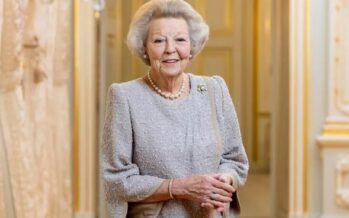 The Netherlands: New photo released for Princess Beatrix's 83rd birthday