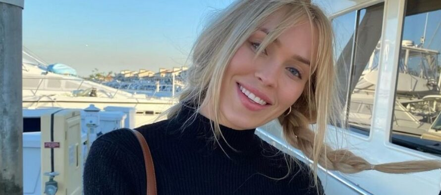 Cassie Randolph on cosmetic surgery and 'keeping it natural'