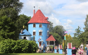Helena-Reet: Visiting Moominworld in Naantali, Finland! + PHOTOS!