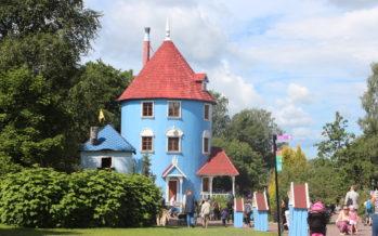 Helena-Reet: Visiting Moominworld in Naantali, Finland! + PHOTOS!