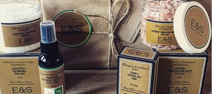 Elisheva & Shoshana gift box 2019 – memorable and lovely handicraft gift for this holiday season!